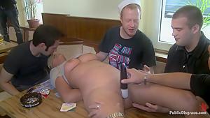 Slut Bound Humiliated And Fucked...
