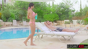 Sexy Lexi Dona enjoys getting ass fucked by a big cock