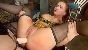 Hottest fisting, fetish adult movie with amazing pornstars Mark Davis, Katja Kassin and Bobbi Starr from Everythingbutt