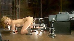 Fabulous fetish sex video with horny pornstar Tiffany Fox from Fuckingmachines