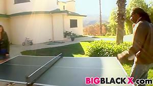 Big black dick in Holly Michaels