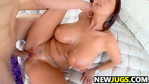 Big tit hot MILF Ava Addams gets her pussy pounded