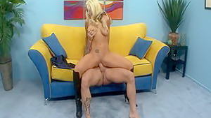 Exotic pornstar Briana Blair in amazing big tits, blowjob porn scene