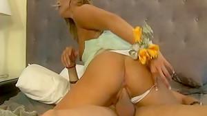 Hottest pornstar Kennedy Leigh in fabulous cumshots, blonde sex movie
