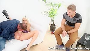 Hottest pornstar in Amazing HD, Blowjob porn video