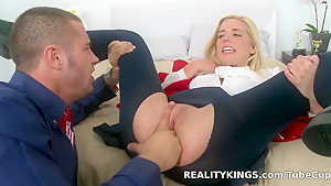 Incredible pornstar in Amazing HD, Shaved porn clip