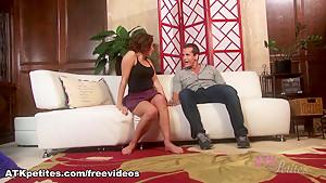 Hottest pornstar Tawny Tyler in Exotic Cunnilingus, Brunette adult scene