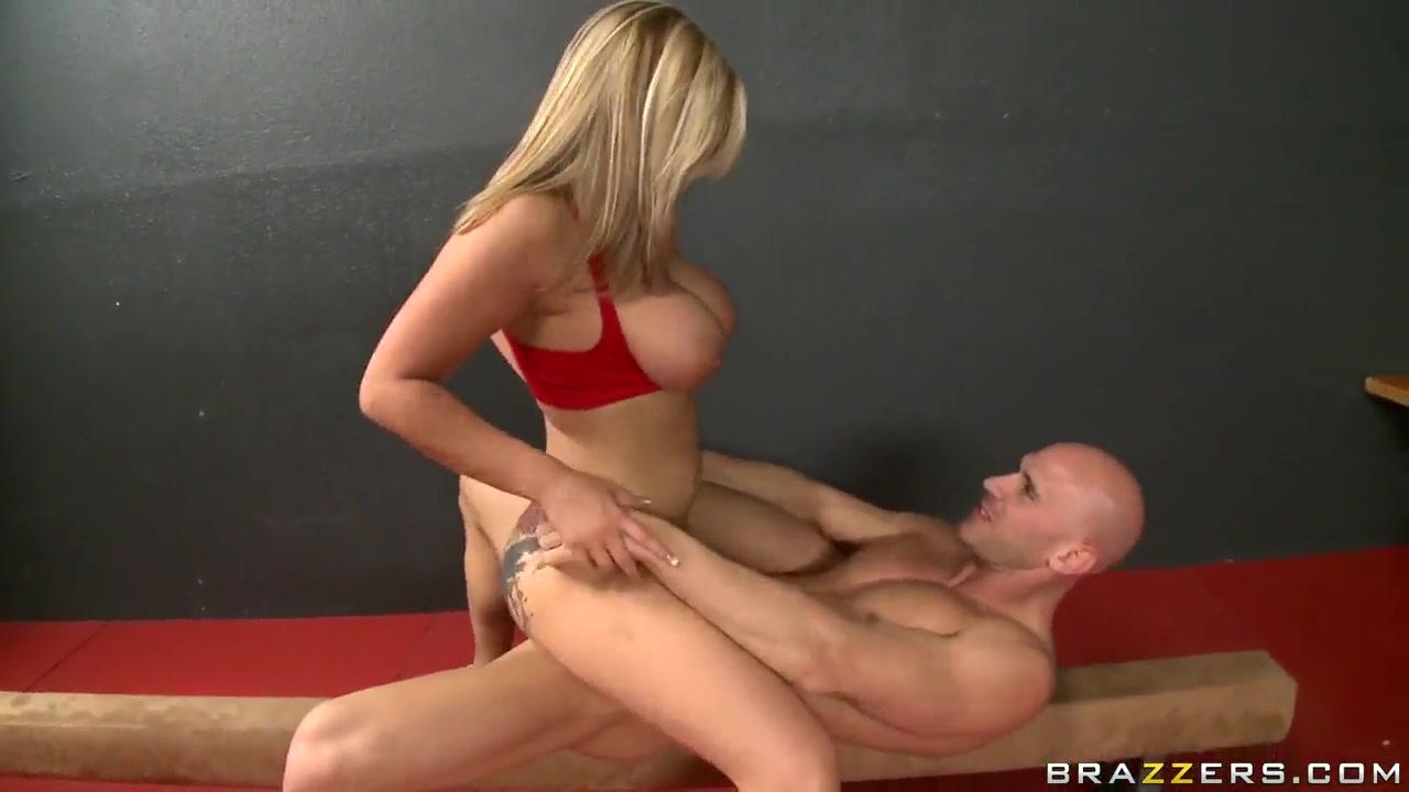 Sexy Blonde Milf Lingerie