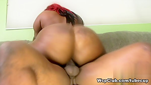 Horny pornstar Amber Swallows in Hottest Cumshots, Black and Ebony sex scene