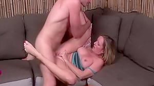Best pornstar Jodi West in incredible blowjob, blonde sex movie