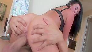 Fabulous pornstar Jayden Jaymes in crazy blowjob, big tits adult scene