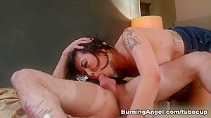 Best pornstar Tommy Pistol in Exotic Big Ass, Asian porn movie