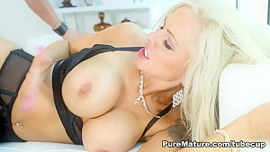 Crazy pornstar Nina Elle in Hottest MILF, Big Ass sex scene