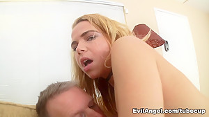Horny pornstars Alina West, Mark Wood in Hottest Anal, Big Ass xxx movie