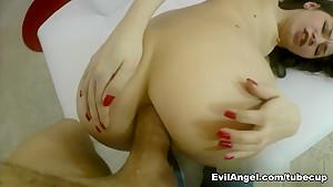 Crazy pornstars Rocco Siffredi, Stacy Snake in Amazing Cumshots, Anal adult scene