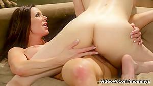 Amazing pornstars Casey Calvert, Kendra Lust in Hottest Big Tits, Lesbian xxx scene