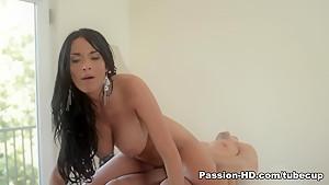 Incredible pornstar Anissa Kate in Best Blowjob, Pornstars porn video