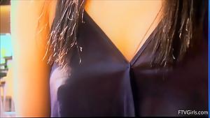 Crazy pornstar in Horny Solo Girl, Masturbation sex video