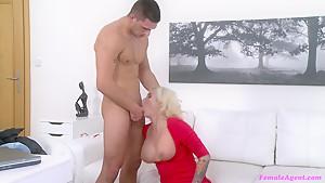 Best pornstar in Horny Casting, Big Tits xxx clip