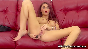 Horny pornstar Monique Alexander in Exotic Solo Girl, Redhead xxx scene
