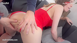 My Dirty Hobby - MaryWet gets rear ended by hard thick cock