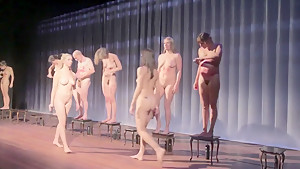 Naked on Stage-NoS-238 Nake1ge-Nos-238