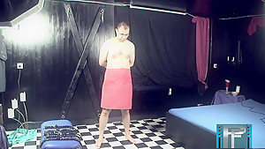 Horny pornstar Scarlet Young in exotic foot fetish, blonde adult scene