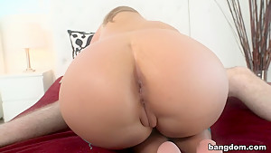 Her ass is so big, she can break your dick...
