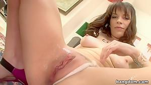 Dana DeArmond = Face Down, Ass Up!!