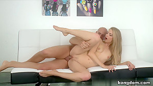 Cayenne Klein in Blonde Amateur Fucked On Camera!