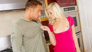Chloe Foster  & Johnny Castle in My Wife Shot Friend