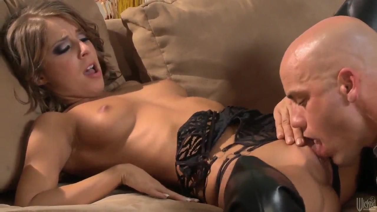 sexy girl in boots presley hart make man happy hdzog