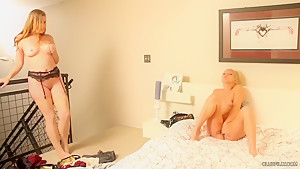 Aaliyah Love and Sovereign Syre - Fucking a Familiar Face