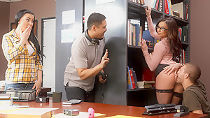 Librarian Needs A Licking
