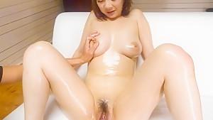 Horny Japanese whore Arisa Araki in Best JAV uncensored Dildos/Toys scene