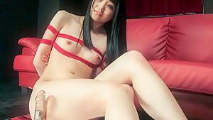 Incredible Japanese slut Nozomi Aiuchi in Exotic JAV uncensored Dildos/Toys movie