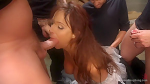 Nympho MILF begs for ultimate AUTHENTIC rough experience!