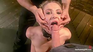 Training a Porno Slut to Fuck Better, Day Two