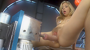 Incredible fetish adult video with horny pornstar Chastity Lynn from Fuckingmachines