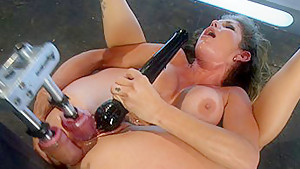 Hottest ebony, fetish porn clip with exotic pornstar from Fuckingmachines