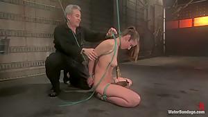 Horny fetish porn scene with amazing pornstar Jade Marxxx from Waterbondage
