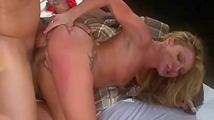 Incredible pornstar Amy Brooke in best blowjob, small tits porn movie
