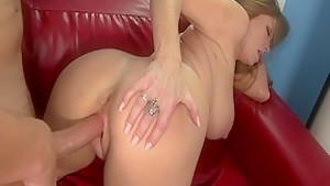 Crazy pornstar Darla Crane in horny cunnilingus, facial sex scene