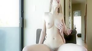 Best pornstar Dani Daniels in fabulous blonde, small tits porn movie