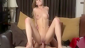 Amazing pornstar Sydney Cole in best old and young, blonde adult movie