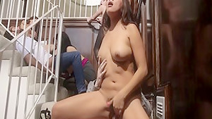 Hottest pornstars Veruca James, Selma Sins and Kimmie Lee in incredible fetish, hairy porn clip