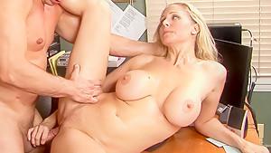 Julia Ann in Office Seductions #02, Scene #01 - SweetSinner