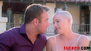 Riley Nixon In Bad School Girls Scene 01