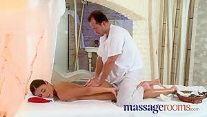 Fabulous pornstar in Hottest College, Massage porn video