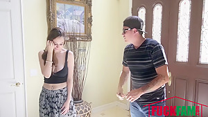 Elektra Rose in Creampie Me